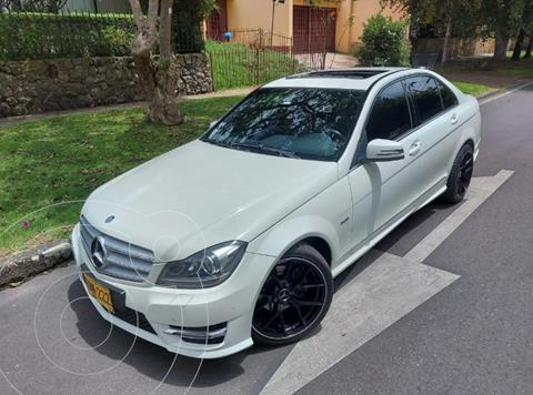 Mercedes Clase C 250 CGI  usado (2012) color Blanco precio $60.900.000