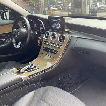 Mercedes Clase C 200 Exclusive usado (2015) color Gris precio $87.000.000