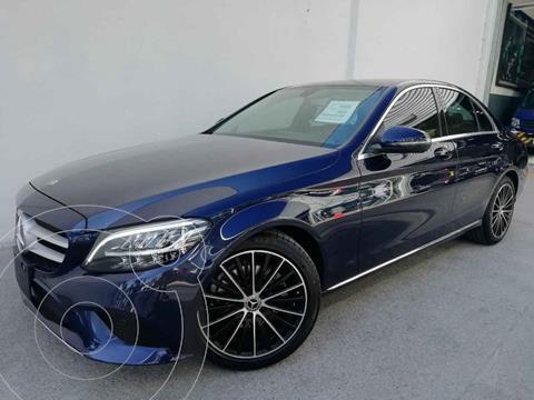 Mercedes Clase C 200 Exclusive Aut usado (2019) color Azul precio $530,000