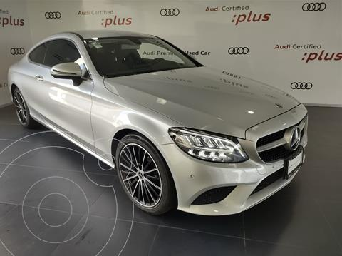 Mercedes Clase C 200 Coupe Aut usado (2019) color Plata precio $650,000