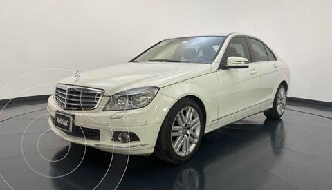 Mercedes Clase C 300 Elegance LTD usado (2011) color Blanco precio $197,999
