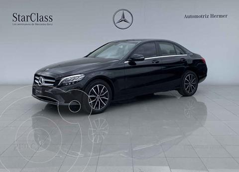 Mercedes Clase C 200 Exclusive Aut usado (2020) color Negro precio $699,900