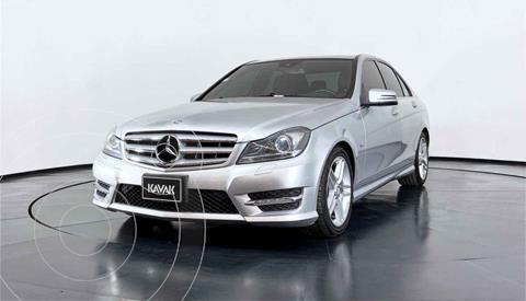 Mercedes Clase C 250 CGI Sport Aut usado (2012) color Plata precio $237,999