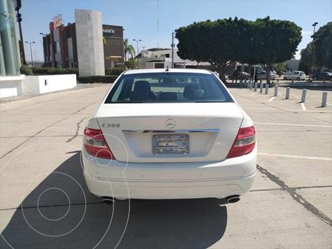 Mercedes Clase C 350 Elegance usado (2010) color Blanco precio $165,000