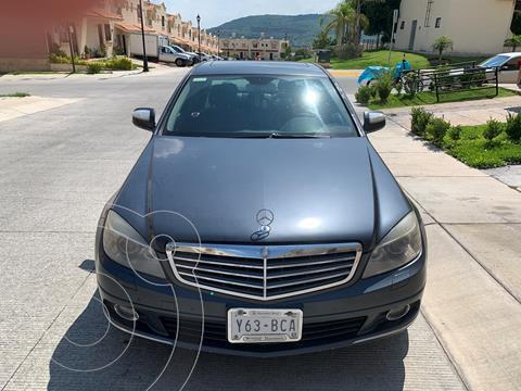 Mercedes Clase C 280 Elegance Aut usado (2008) color Gris Oscuro precio $80,000