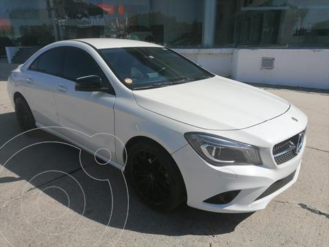 Mercedes Clase C 200 CGI Sport Aut usado (2015) color Blanco precio $335,000