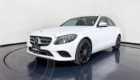 Mercedes Clase C 300 Convertible Aut usado (2019) color Blanco precio $642,999
