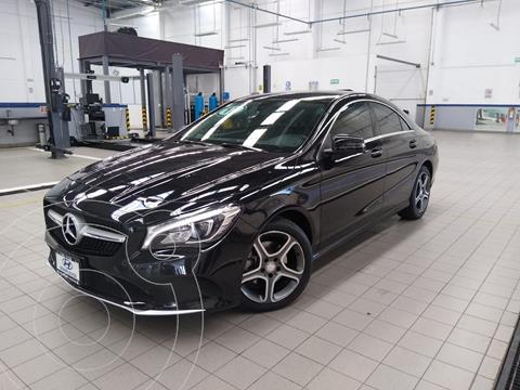 Mercedes Clase C 200 Sport usado (2017) color Negro precio $395,000