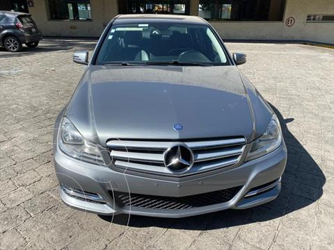 Mercedes Clase C 180 CGI Aut usado (2014) color Plata precio $239,000