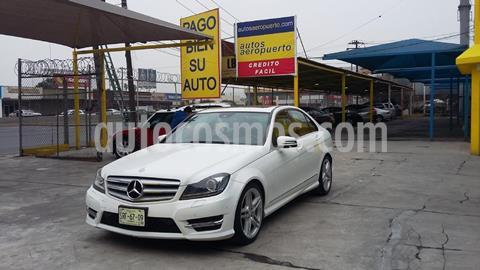 Mercedes Clase C 350 CGI Sport usado (2013) color Blanco precio $365,000