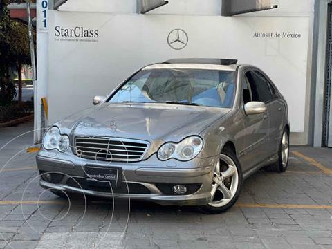 Mercedes Clase C 230 K Sport usado (2005) color Dorado precio $130,000