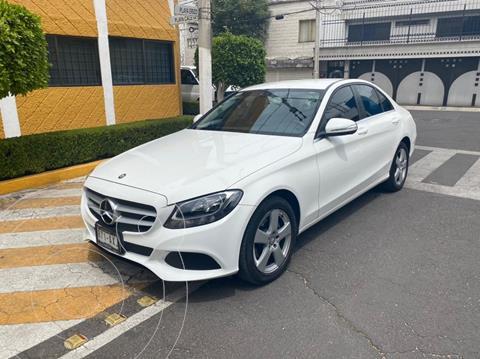 Mercedes Clase C 180 CGI usado (2015) color Blanco precio $259,900