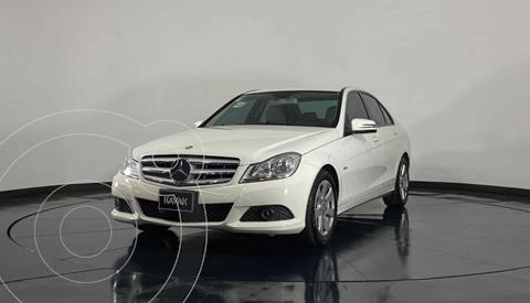 Mercedes Clase C 180 CGI Aut usado (2012) color Gris precio $181,999