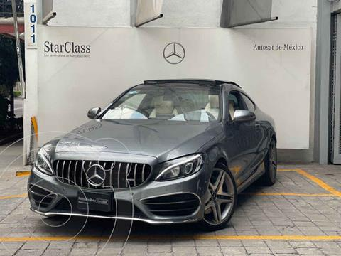 foto Mercedes Clase C 250 CGI Coupé Aut usado (2018) color Gris precio $630,000