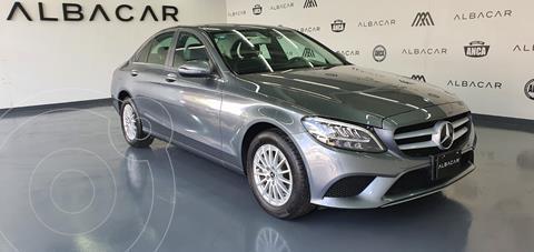 Mercedes Clase C 200 Exclusive  usado (2019) color Gris precio $539,900