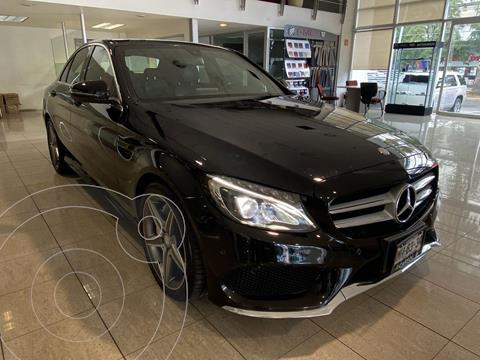 Mercedes Clase C 250 CGI Sport Aut usado (2016) color Negro precio $439,000
