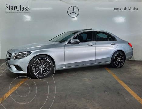 Mercedes Clase C 200 CGI Sport Aut usado (2019) color Plata precio $719,900