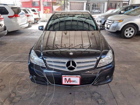 Mercedes Clase C 180 CGI Aut usado (2012) color Negro precio $189,000