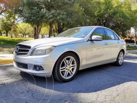 Mercedes Clase C 200 K Aut usado (2010) color Plata precio $160,000