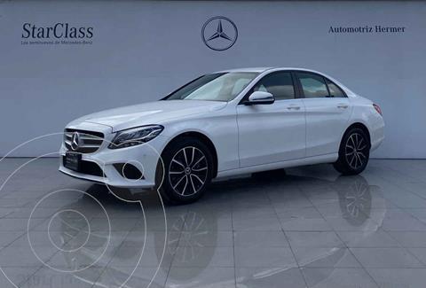Mercedes Clase C 200 Exclusive Aut usado (2020) color Blanco precio $749,900