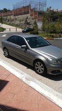 Mercedes Clase C 180 CGI Aut usado (2013) color Plata Paladio precio $170,000