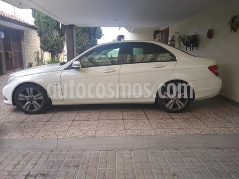 Mercedes Clase C 200 CGI Exclusive usado (2012) color Blanco precio $185,000