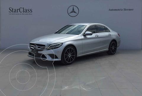 Mercedes Clase C 200 Sport usado (2020) color Plata precio $629,900