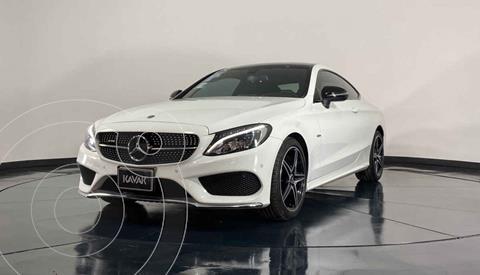 Mercedes Clase C 250 CGI Sport Aut usado (2018) color Blanco precio $589,999
