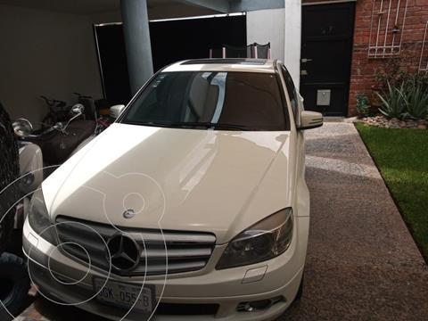 Mercedes Clase C 280 Elegance V6 Aut usado (2009) color Blanco precio $140,000