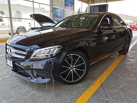 Mercedes Clase C 200 CGI Sport Aut usado (2020) color Negro Magnetita precio $630,000