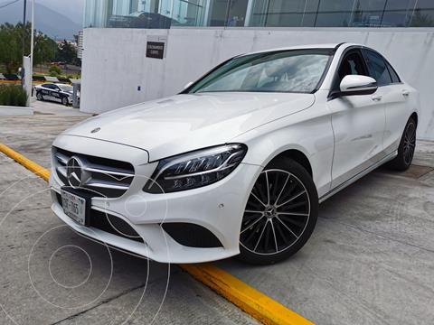 Mercedes Clase C 200 usado (2019) color Blanco Calcita   precio $570,000