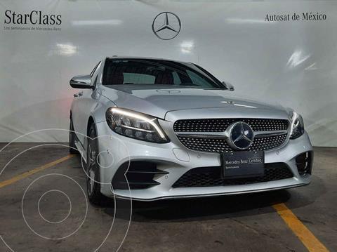 Mercedes Clase C 300 Sport Aut usado (2019) color Plata precio $700,000