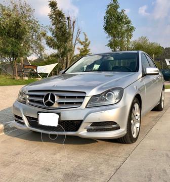 Mercedes Clase C 200 CGI Exclusive Plus Aut usado (2014) color Plata precio $220,000