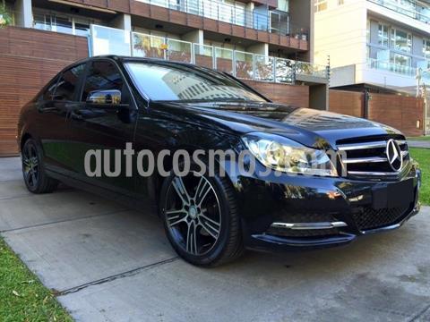 foto Mercedes Clase C 200 CGI Exclusive Aut usado (2014) color Negro precio $240,000