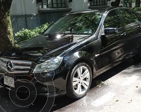 Mercedes Clase C 200 CGI Exclusive usado (2012) color Negro precio $189,900