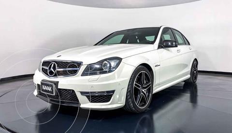 Mercedes Clase C 63 AMG usado (2012) color Blanco precio $481,999