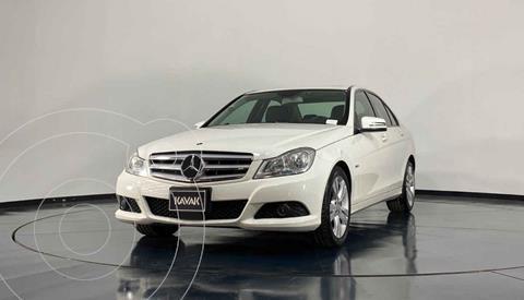 Mercedes Clase C 200 Exclusive Aut usado (2015) color Blanco precio $204,999