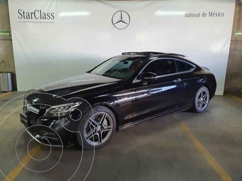 Mercedes Clase C C 43 AMG Coupe Aut usado (2020) color Negro precio $1,090,000