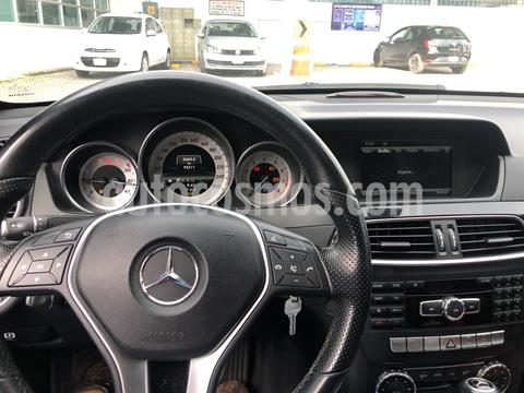 Mercedes Clase C 180 CGI Coupe usado (2013) color Blanco Calcita   precio $215,000