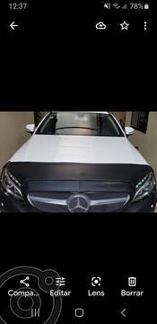 Mercedes Clase C 200 CGI Sport Aut usado (2017) color Blanco Diamante precio $425,999