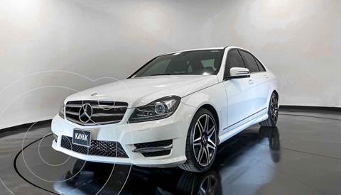 Mercedes Clase C 180 Coupe Aut  usado (2014) color Blanco precio $269,999