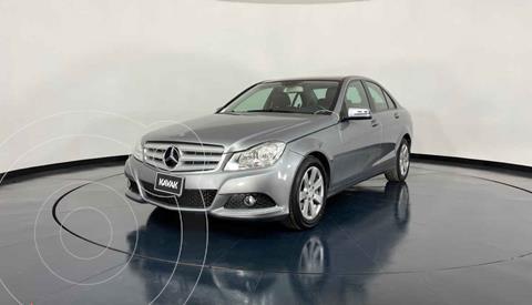 Mercedes Clase C 180 CGI Aut usado (2013) color Plata precio $204,999