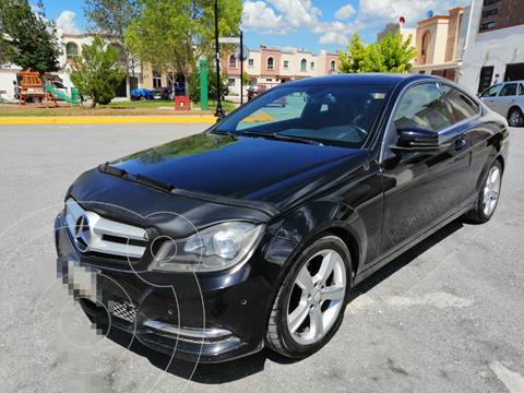 foto Mercedes Clase C 180 CGI Coupé Aut  usado (2013) color Negro precio $210,000