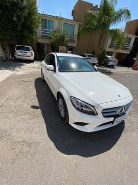 Mercedes Clase C 200 Aut usado (2019) color Blanco precio $590,000