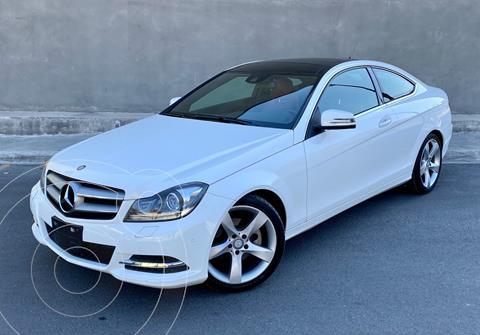 Mercedes Clase C 250 CGI Coupe usado (2015) color Blanco precio $320,000