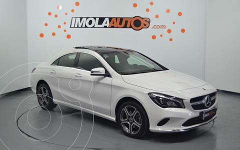 Mercedes Clase CLA 200 Urban usado (2018) color Blanco precio $5.900.000