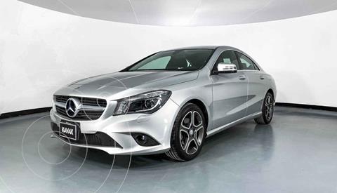 Mercedes Clase CLA 200 CGI usado (2016) color Plata precio $342,999
