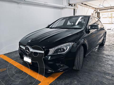 Mercedes Clase CLA 200 CGI Sport usado (2016) color Negro Noche precio $350,000