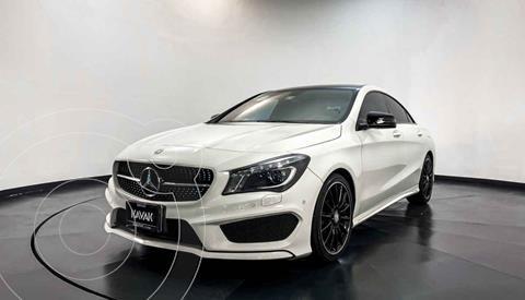 Mercedes Clase CLA 250 CGI Sport Edition 1 usado (2013) color Blanco precio $402,999