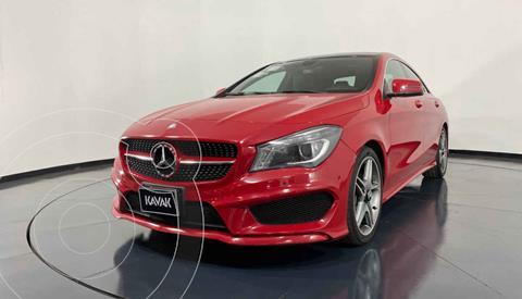 Mercedes Clase CLA 250 CGI Sport usado (2015) color Rojo precio $357,999